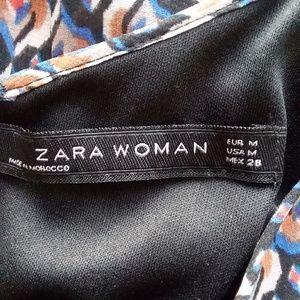 Zara Dresses - ZARA SUMMER LONG DRESS SIZE M